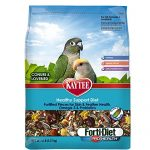 Kaytee Forti Diet Pro Health Food for Conure and Lovebird, 5-Pound